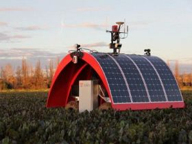 Agricultural Ground Robot Launched in Australia